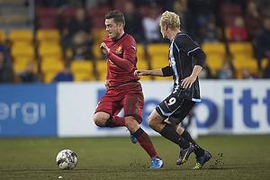 Kasper Lorentzen (FC Nordsj�lland), Tommy Bechmann (S�nderjyskE)