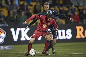 Martin Vingaard (FC Nordsj�lland), Pierre Kanstrup (S�nderjyskE)