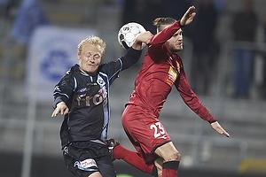 Tommy Bechmann (S�nderjyskE), Mario Ticinovic (FC Nordsj�lland)