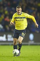 Mikkel Thygesen (Br�ndby IF), Jonas Thomsen (FC Vestsj�lland)