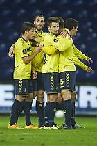 Andrew Hjulsager (Br�ndby IF), Johan Elmander (Br�ndby IF), Elba Rashani (Br�ndby IF), Mikkel Thygesen (Br�ndby IF)