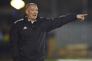 John Faxe Jensen, cheftr�ner (FC Roskilde)