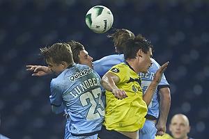 Viktor Lundberg (Randers FC), Dario Dumic (Br�ndby IF)