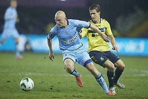 Johnny Thomsen (Randers FC), Alexander Szymanowski (Br�ndby IF)
