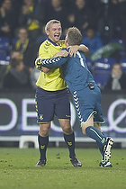 Per Nielsen (Br�ndby IF), Mogens Krogh (Br�ndby IF)