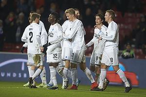 Andreas Cornelius (FC K�benhavn), Thomas Delaney (FC K�benhavn), Nicolai J�rgensen, m�lscorer (FC K�benhavn), Danny Amankwaa (FC K�benhavn)