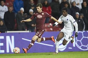 Gast�n Silva (Torino FC), Daniel Amartey (FC K�benhavn)