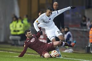 Cesare Bovo (Torino FC), Youssef Toutouh (FC K�benhavn)