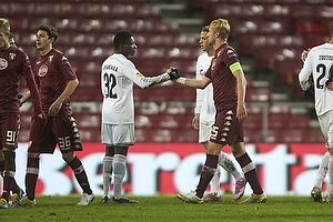 Danny Amankwaa (FC K�benhavn), Kamil Glik, anf�rer (Torino FC)