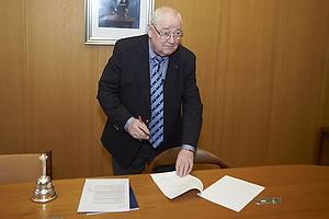 Ib Terp, borgmester (Br�ndby Kommune)