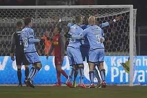 Djiby Fall, m�lscorer (Randers FC)