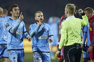 Elmar Bjarnason (Randers FC), Kasper Fisker (Randers FC)