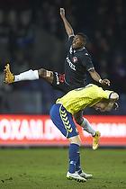 Rilwan Hassan (FC Midtjylland), Johan Larsson (Br�ndby IF)