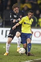 Morten Duncan Rasmussen (FC Midtjylland), Patrick Da Silva (Br�ndby IF)