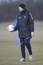 Claus N�rgaard, assistenttr�ner (Br�ndby IF)