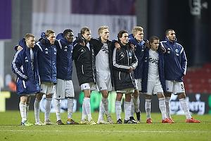 FCK-holdet ser p� straffesparkskonkurrencen