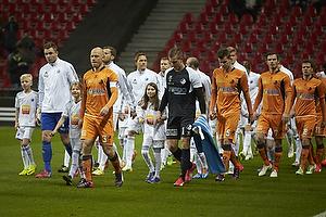 Christian Keller, anf�rer (Randers FC), Karl-Johan Johnsson (Randers FC), Mads Agesen (Randers FC)