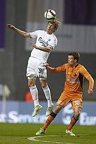 Christian Poulsen (FC K�benhavn), Nicolai Poulsen (Randers FC)