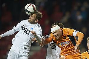 Mikael Antonsson (FC K�benhavn), Christian Keller (Randers FC)
