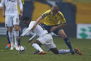 Daniel Amartey (FC K�benhavn), Teemu Pukki (Br�ndby IF)