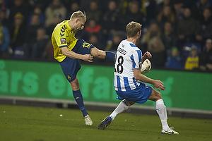 Johan Larsson (Br�ndby IF), H�kon Skogseid (Ob)