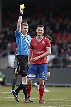 Benjamin Svedborg, dommer, Peter Nymann (FC Vestsj�lland)