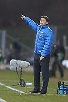 Michael Hansen, assistenttr�ner (FC Vestsj�lland)