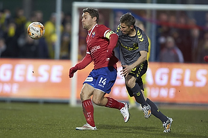 Rasmus Festersen (FC Vestsj�lland), Alexander Szymanowski (Br�ndby IF)