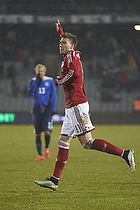 Nicklas Bendtner, m�lscorer (Danmark)