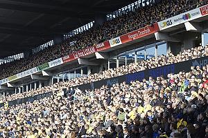 Br�ndby Stadion fyldt