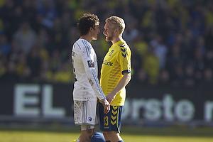 Thomas Delaney (FC K�benhavn), Johan Larsson (Br�ndby IF)