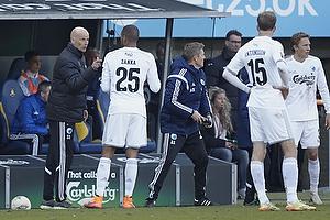 St�le Solbakken, cheftr�ner (FC K�benhavn), Mathias Zanka J�rgensen (FC K�benhavn)