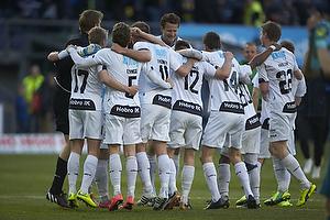 Jesper Rask (Hobro IK), Rune Hastrup (Hobro IK), Rasmus Lynge Christensen (Hobro IK), Jonas Damborg (Hobro IK), Thomas Hansen (Hobro IK)