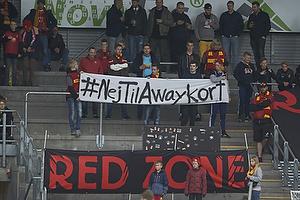 FCN-fans siger siger nej til awaykortet