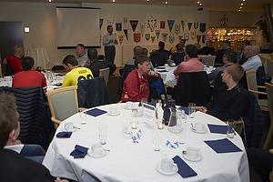 M�de for samarbejdsklubberne i Europa Lounge p� Br�ndby Stadion