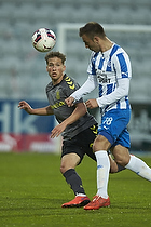 Azar Busuladic (Ob), Andrew Hjulsager (Br�ndby IF)