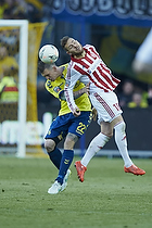 Daniel Agger (Br�ndby IF), Anders K. Jacobsen (Aab)