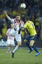 Henrik Dalsgaard (Aab), Alexander Szymanowski (Br�ndby IF)