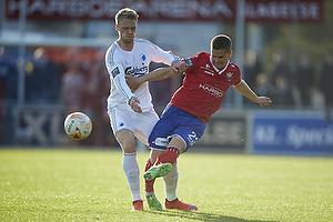 Nicolai J�rgensen (FC K�benhavn), Jukka Raitala (FC Vestsj�lland)