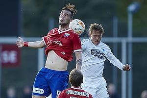 Apostolos Vellios (FC Vestsj�lland), Nicolai J�rgensen (FC K�benhavn)