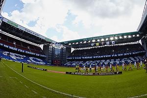 Tifo der hylder FC K�benhavn