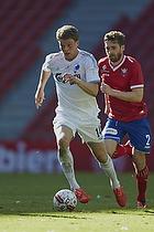 Bjoern Bergmann Sigurdarson (FC K�benhavn), Henrik Madsen (FC Vestsj�lland)