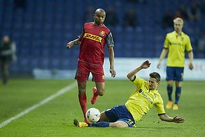 Joshua John (FC Nordsj�lland), Elba Rashani (Br�ndby IF)