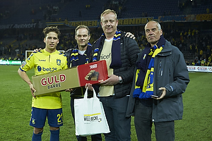 Andrew Hjulsager (Br�ndby IF) man of the match