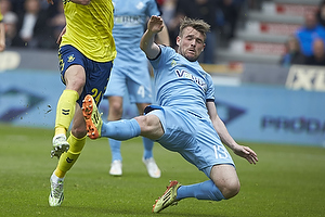 Ferhan Hasani (Br�ndby IF), Mads Fenger (Randers FC)