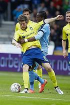 Martin �rnskov (Br�ndby IF), Djiby Fall (Randers FC)