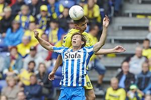 Elba Rashani (Br�ndby IF), Ryan Johnson Laursen (Esbjerg fB)