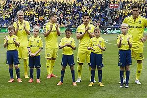Johan Larsson (Br�ndby IF), Andrew Hjulsager (Br�ndby IF), Patrick Da Silva (Br�ndby IF), Dario Dumic (Br�ndby IF), Martin �rnskov (Br�ndby IF)