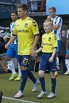 Andrew Hjulsager, anf�rer (Br�ndby IF)