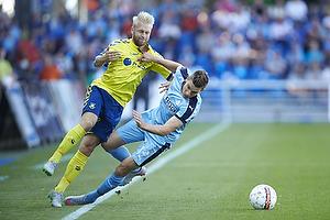 Johan Larsson (Br�ndby IF), Jonas Borring (Randers FC)